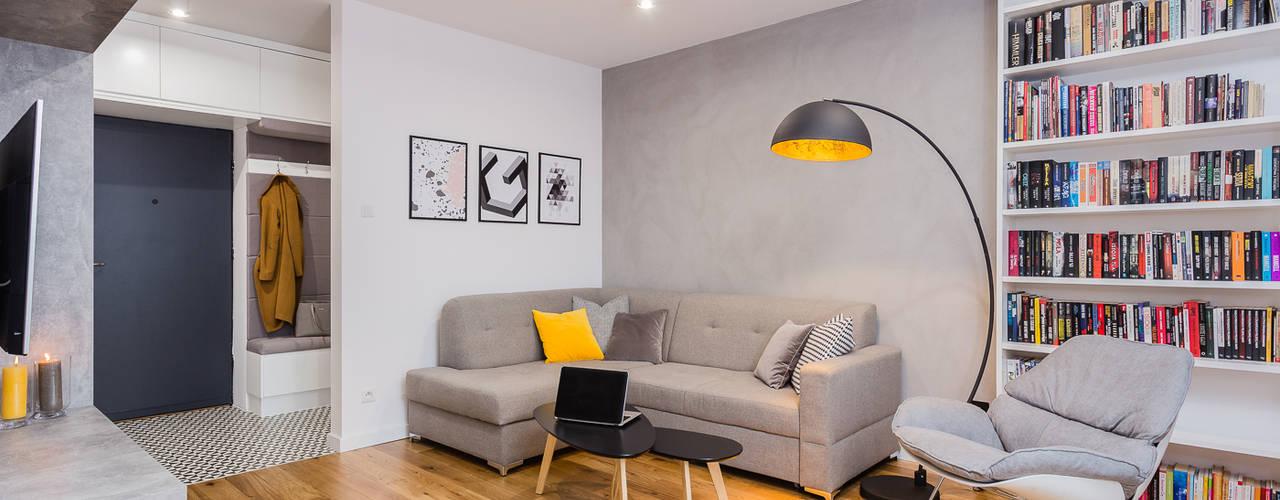 Living room by Michał Młynarczyk Fotograf Wnętrz