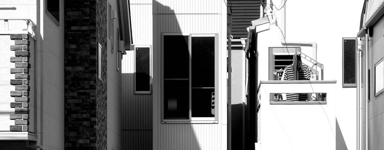 深沢の家: 小形徹*小形祐美子 プラス プロスペクトコッテージ 一級建築士事務所が手掛けた家です。