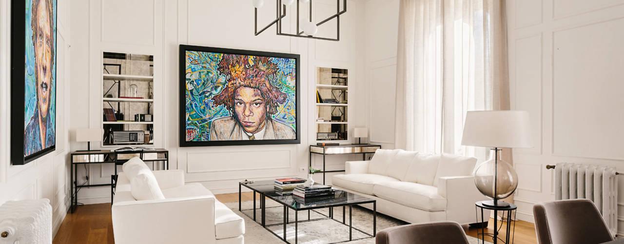 15 Verbluffende Ideen Um Eine Weisse Wand Zu Dekorieren