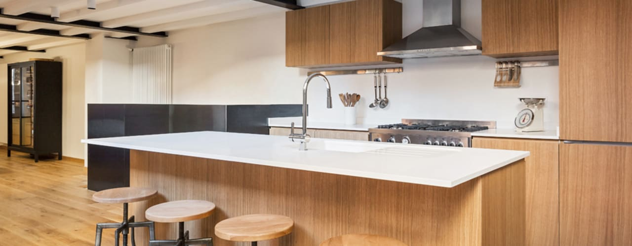Awesome Cucine In Rovere Images - Home Design - joygree.info
