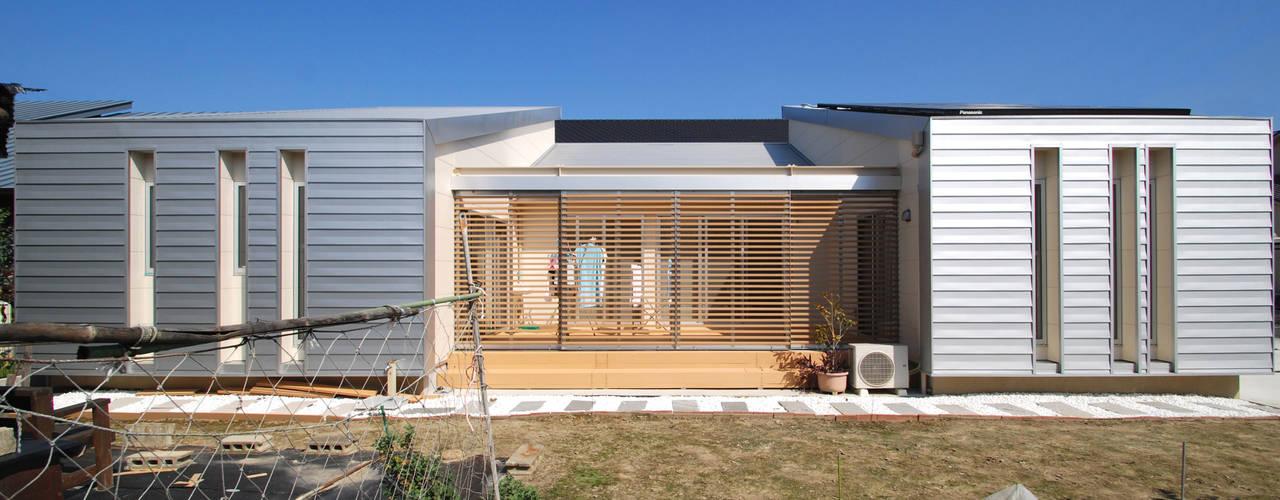 WW モダンな 家 の Ju Design 建築設計室 モダン