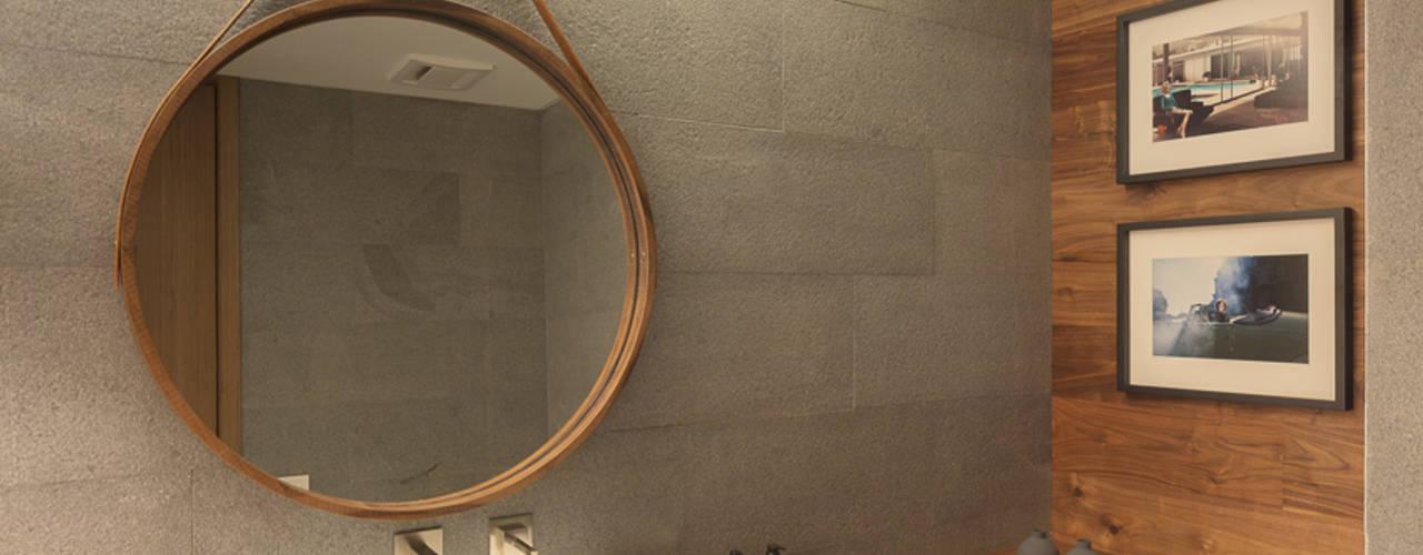 浴室 by Concepto Taller de Arquitectura