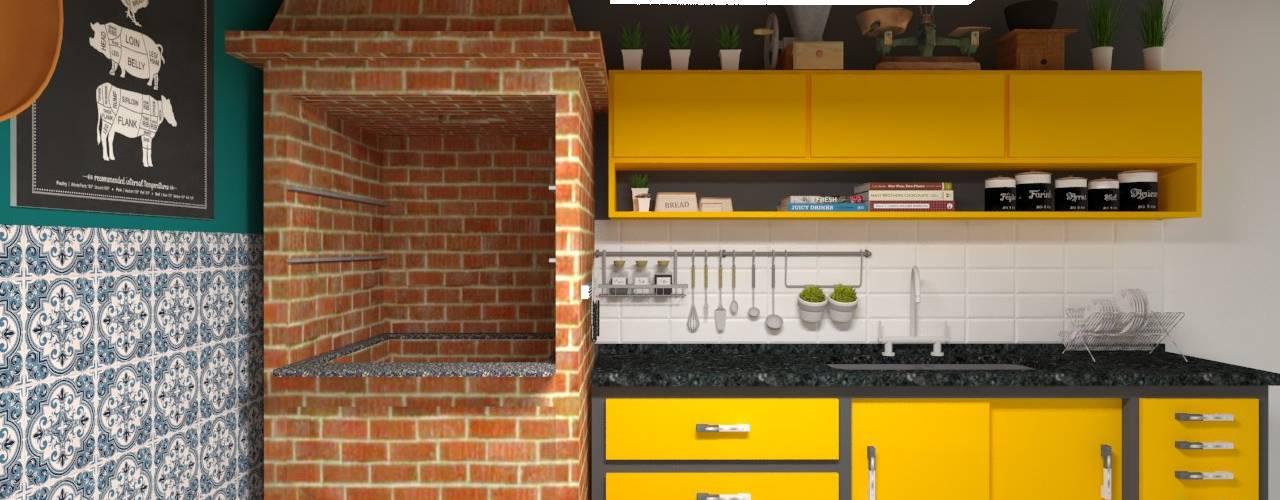 Kitchen by Atelie 3 Arquitetura