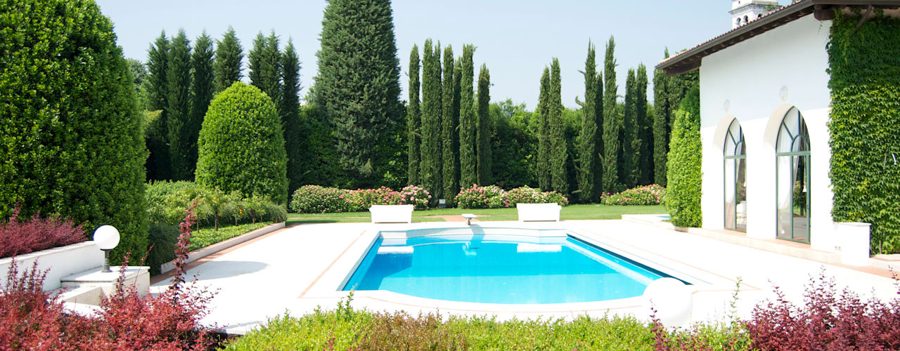 Classic style gardens by Vivai Toffoli Classic