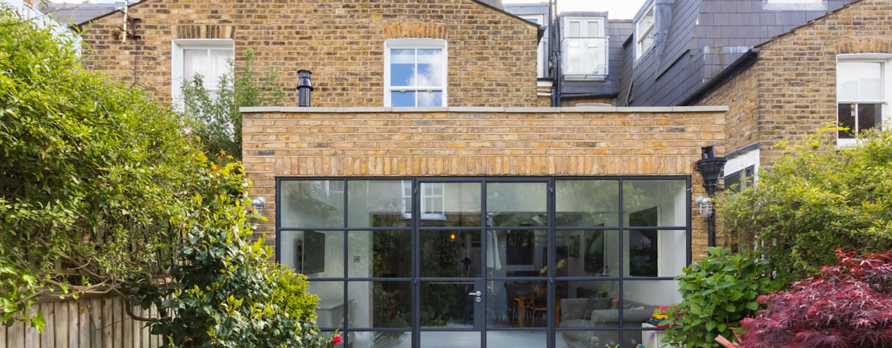 Extension, Clapham SW11:  Houses by TOTUS,