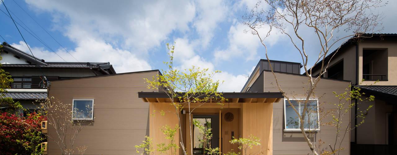 みどりの向う側: TRANSTYLE architectsが手掛けた家です。