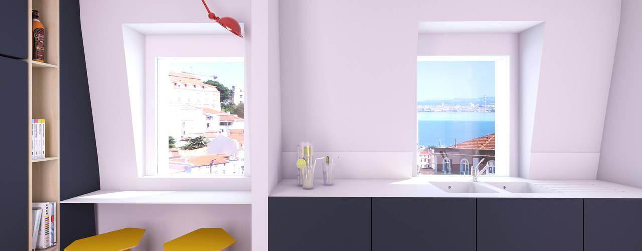 Cozinhas Coromotto Interior Design Cozinhas ecléticas