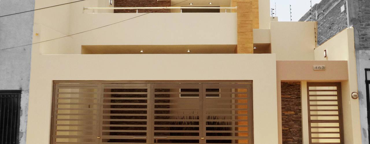 Casas modernas de 810 Arquitectos Moderno