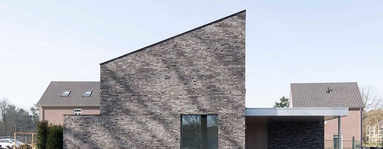 Joris Verhoeven Architectuur Passivhaus