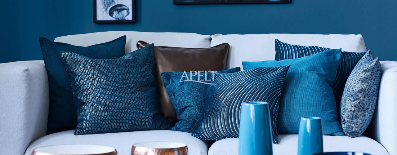 Moderne woonkamers van Alfred Apelt GmbH Modern