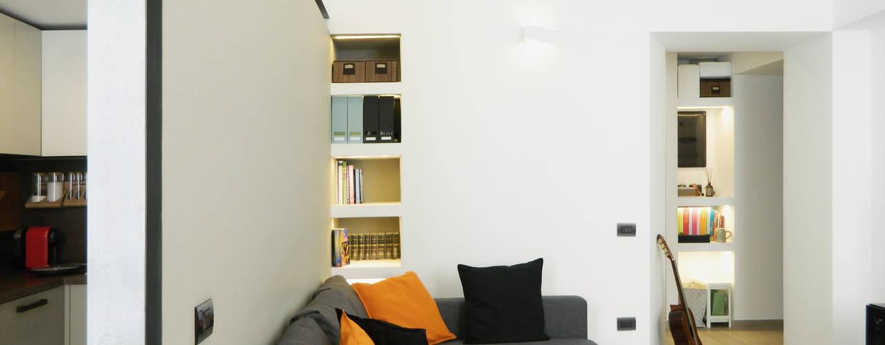 casa FS Soggiorno moderno di M2Bstudio Moderno