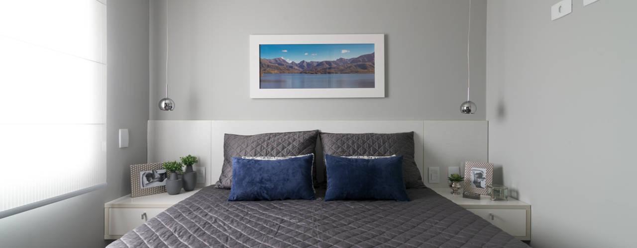 Moderne Schlafzimmer Von Danyela Corrêa Arquitetura