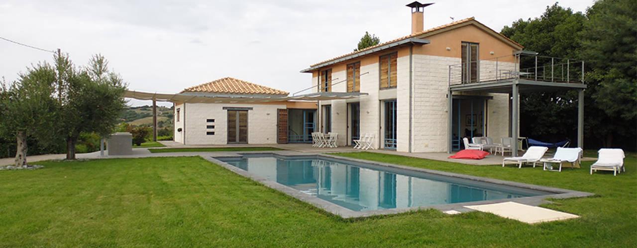 Houses by Studio Crachi