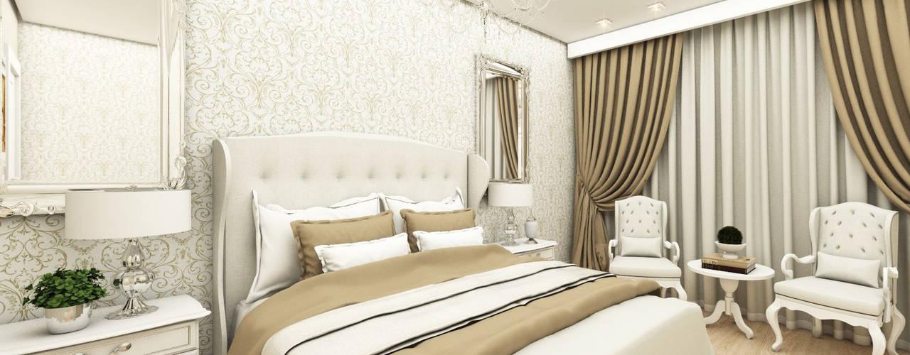 iost Arquitetura e Interiores Chambre classique
