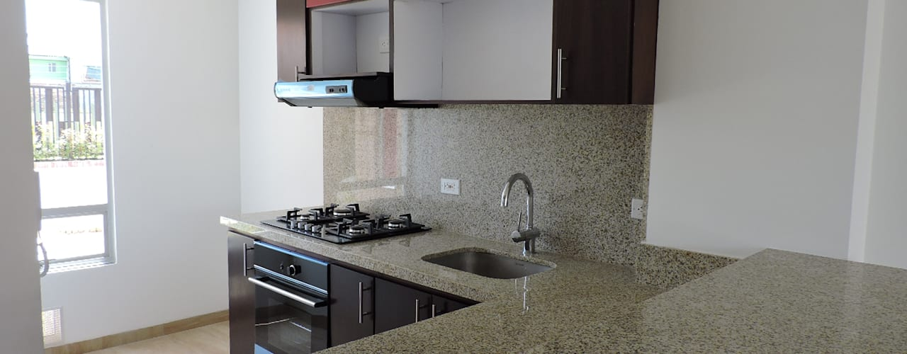 Kitchen by DG ARQUITECTURA COLOMBIA