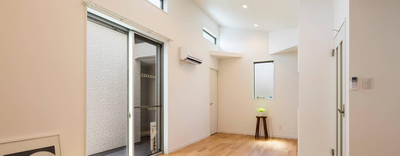 株式会社小木野貴光アトリエ 級建築士事務所 Living room