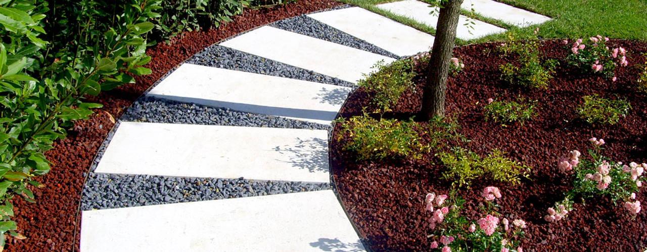 Giardini Pavin Cesare Jardin moderne