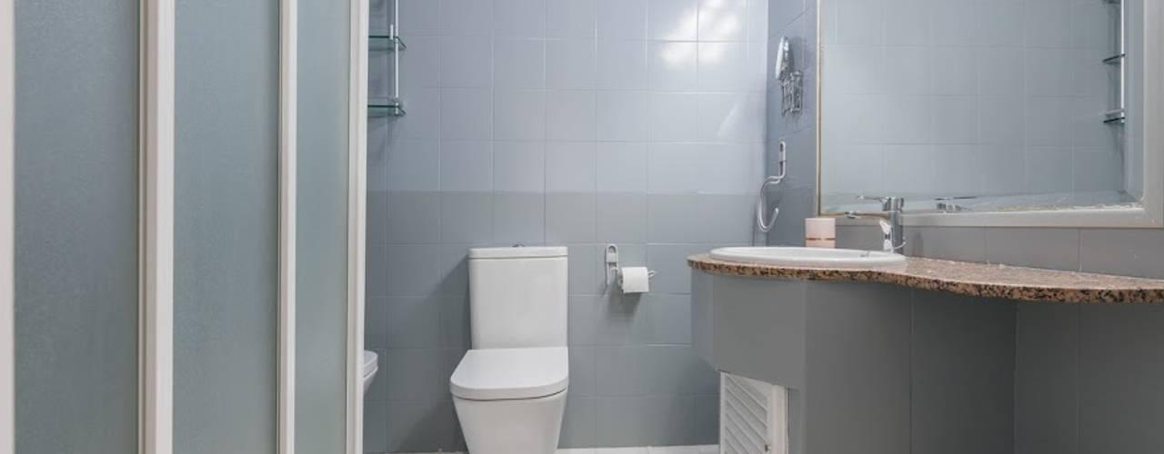 eM diseño de interiores Bagno moderno