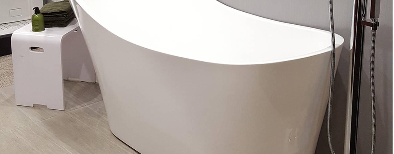 Projekty,  Łazienka zaprojektowane przez Serenity Bath