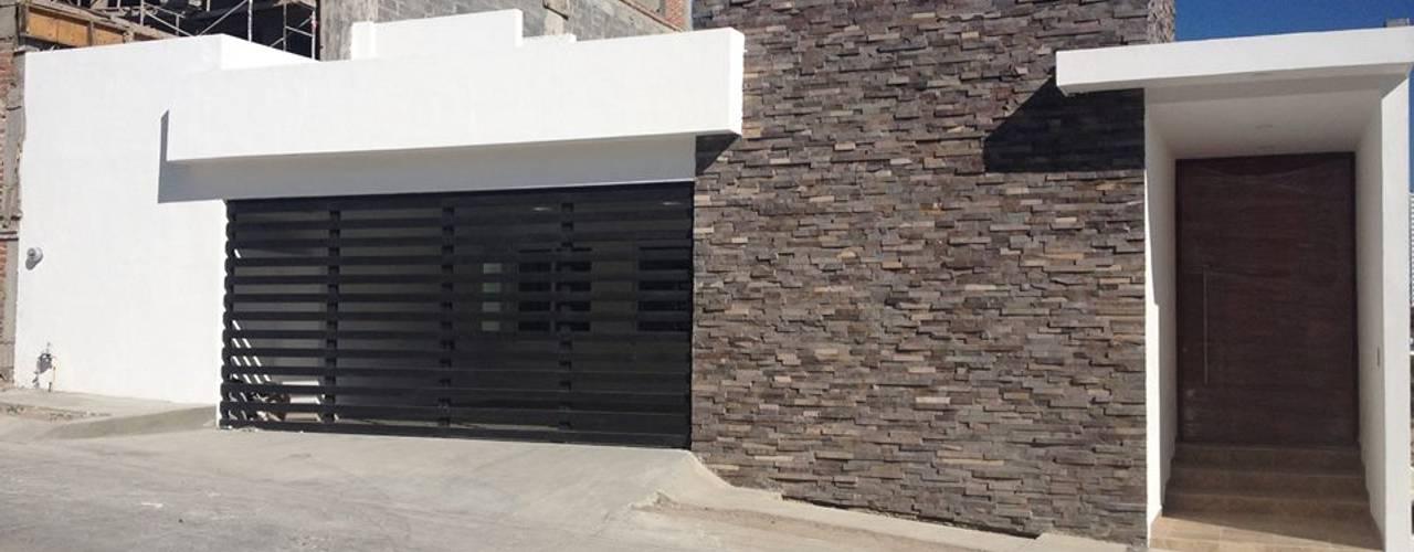 Casas de estilo  por ALVARO CARRILLO arquitecto