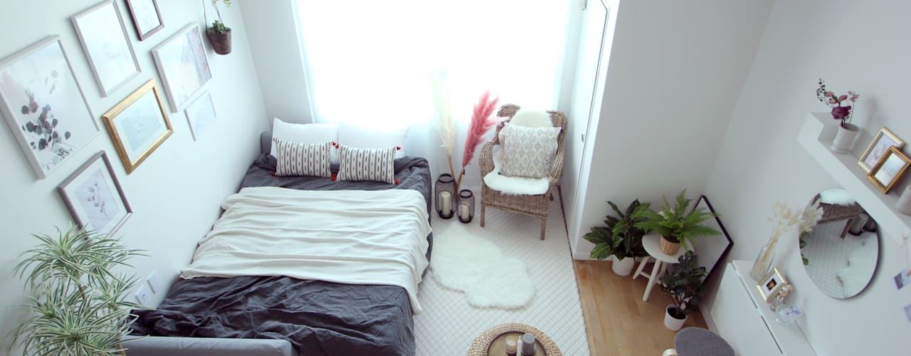 Modern living room by 노르딕앤 Modern