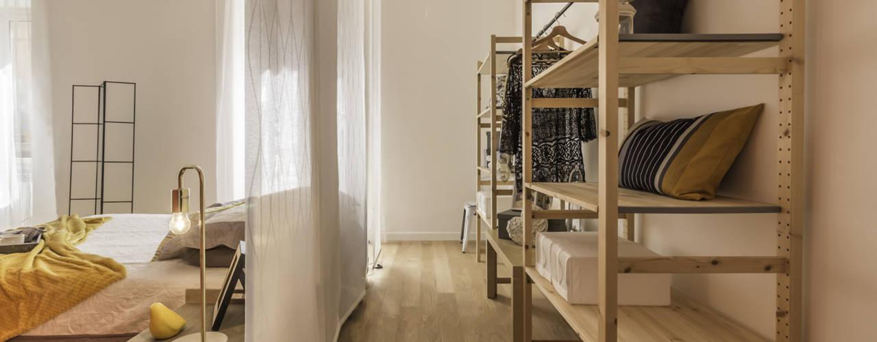 industrial  by Sapere di Casa - Architetto Elena Di Sero Home Stager, Industrial