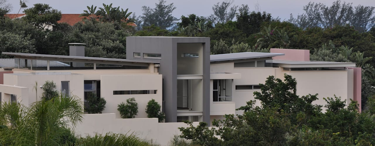 Ballito House KZN:  Houses by Karel Keuler Architects,