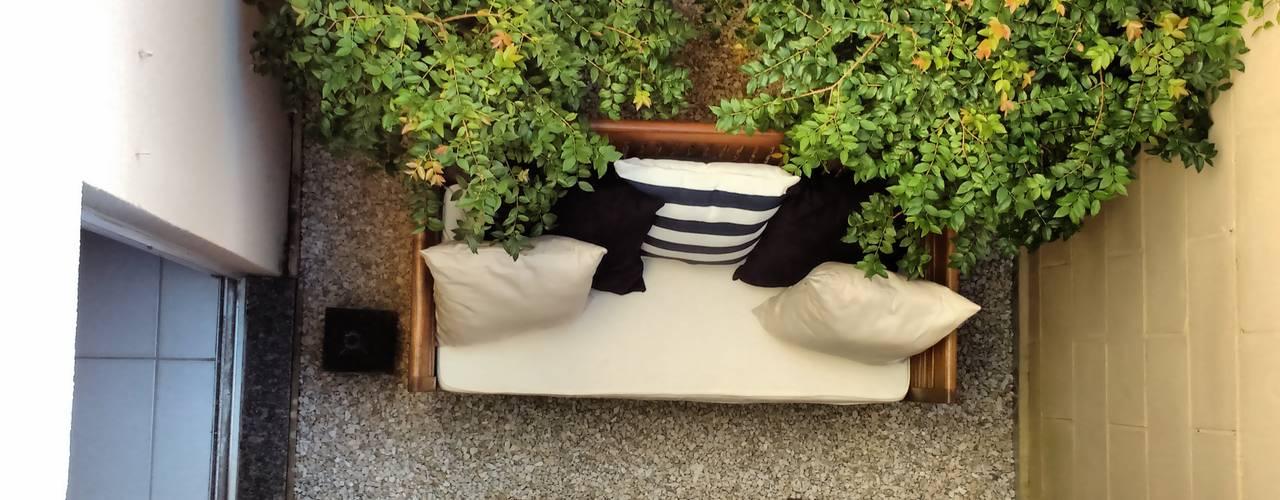 Jardin de style  par homify
