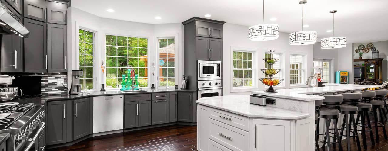 Viking Appliance Award Winning Kitchen Main Line Kitchen Design Kitchen Quartz