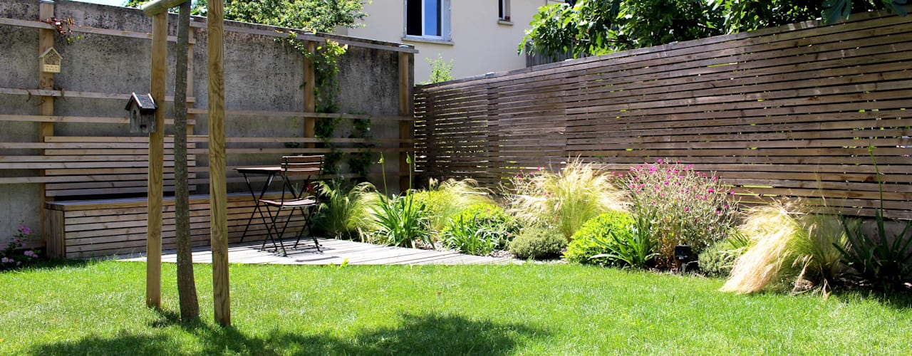 Jardins modernos por Constans Paysage Moderno