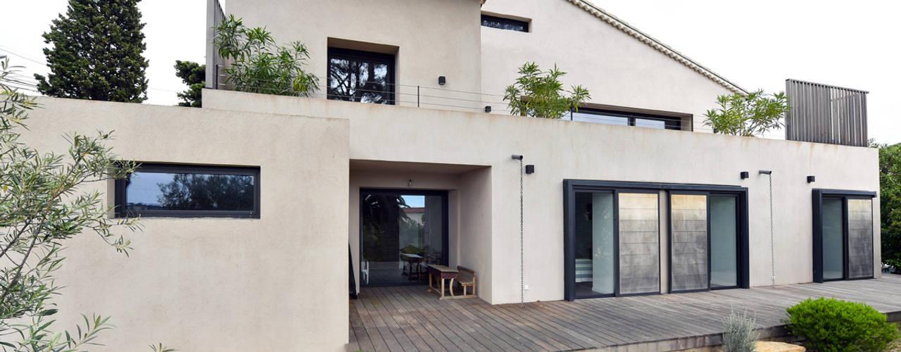 Réinvention / Sanary / mer Atelier Jean GOUZY Maisons méditerranéennes