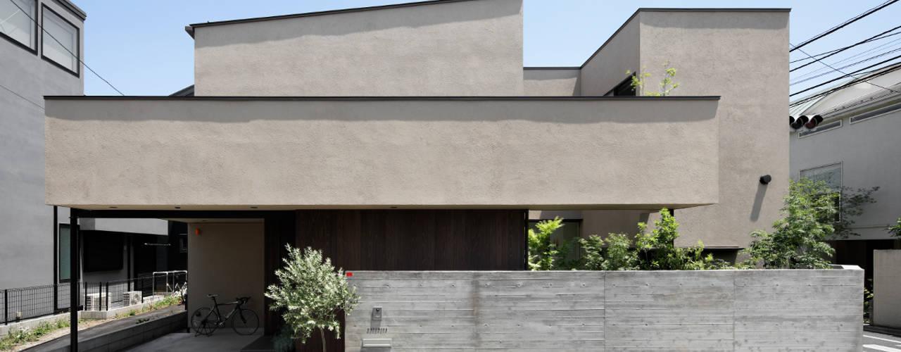 Casas de estilo  por atelier137 ARCHITECTURAL DESIGN OFFICE