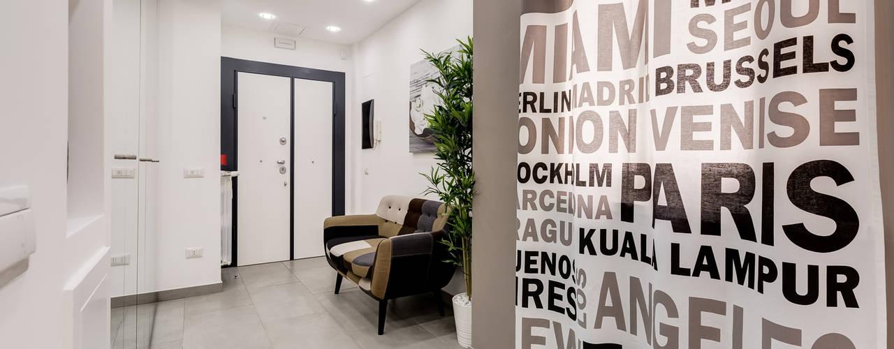 الممر الحديث، المدخل و الدرج من Luca Tranquilli - Fotografo حداثي