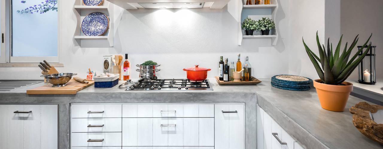 Remodelação e decoração de Cozinha Algarvia The Interiors Online Cozinhas mediterrânicas