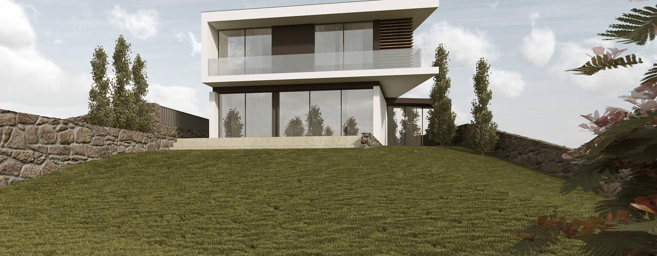 Modern home by EsboçoSigma, Lda Modern