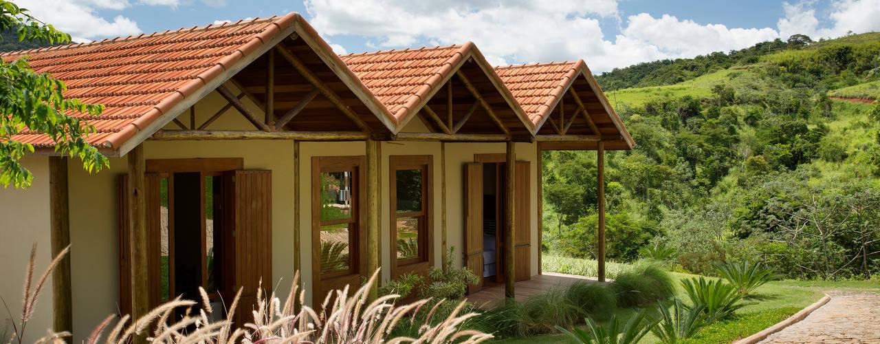 Gisele Taranto Arquitetura Maisons rurales