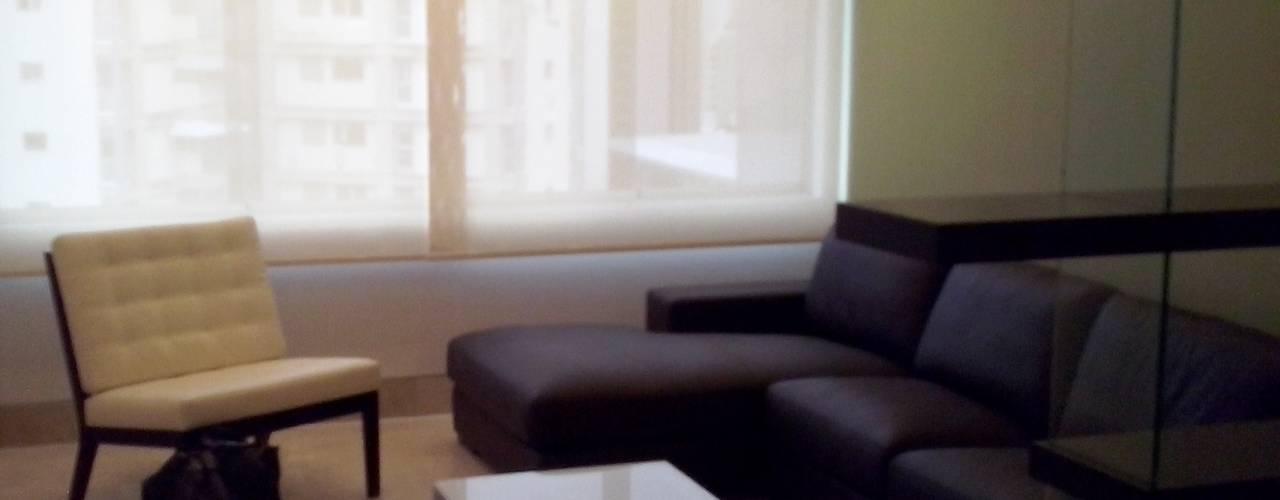 Salón Living: Livings de estilo  por Tu Obra Maestra