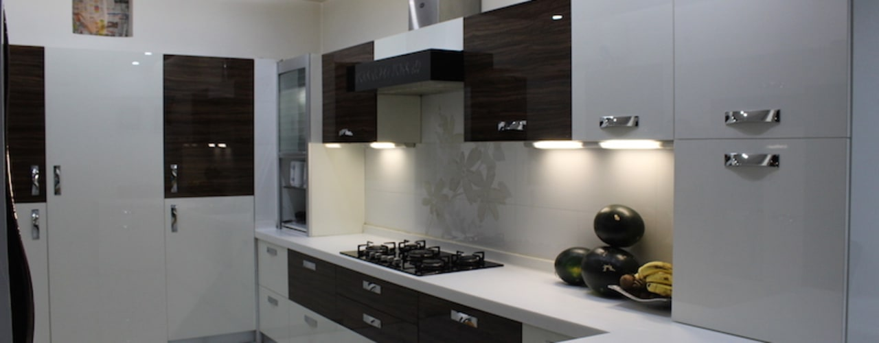 Residential Design: modern Kitchen by Prodigy Designs