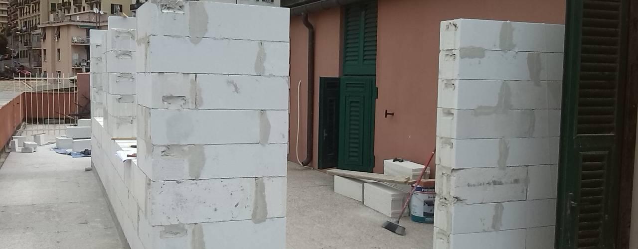 Minimalist house by Architetto Zappia Luca Minimalist