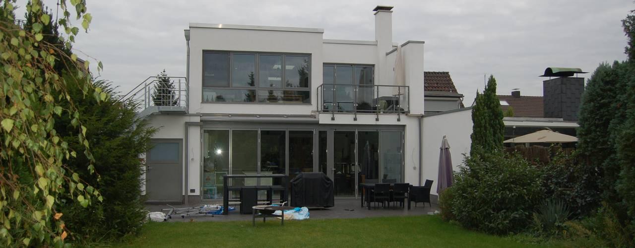 Projekty,  Domy zaprojektowane przez 2kn Architekt + Landschaftsarchitekt