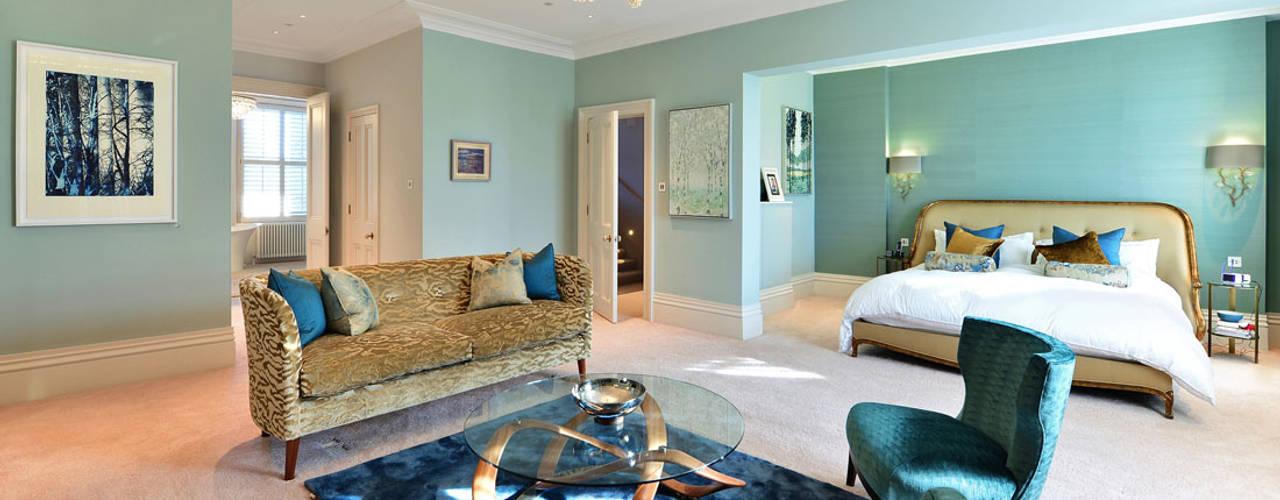 Wandsworth House Graham D Holland Cuartos de estilo clásico