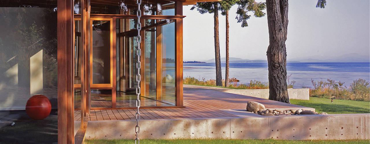 منازل تنفيذ Helliwell + Smith • Blue Sky Architecture