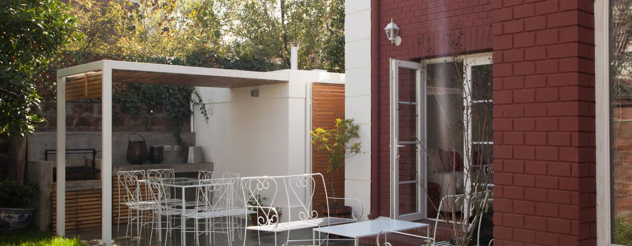 RENOarq Jardines de estilo moderno