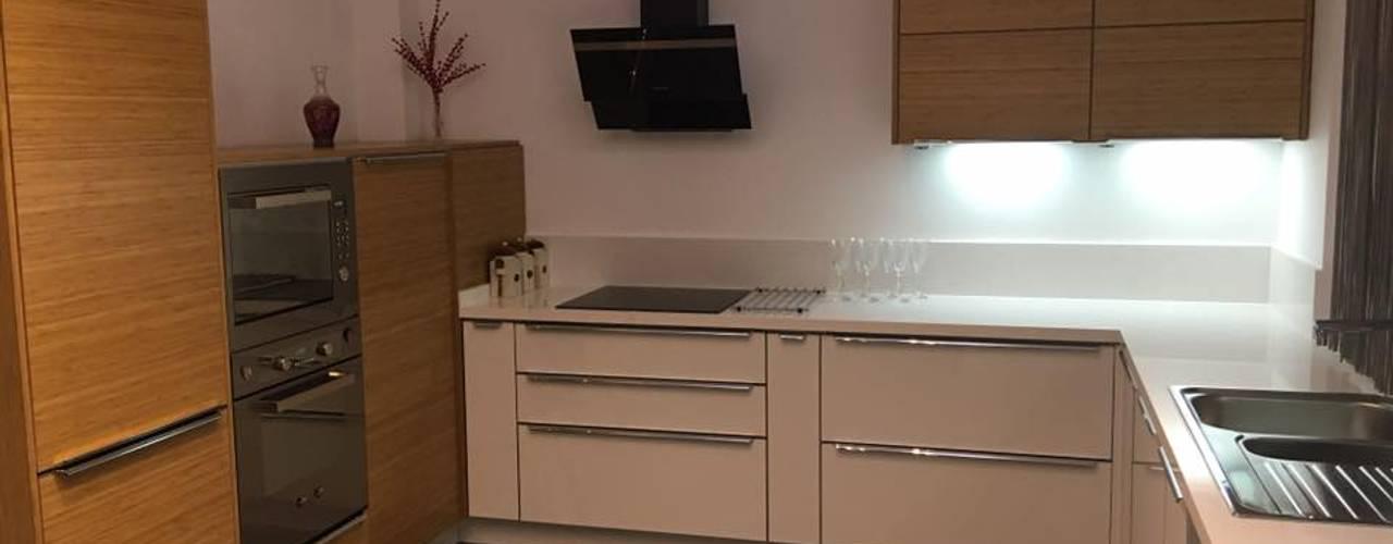 mutfak/banyo/anahtar teslim/tadilat Ay Mutfak Tasarım LTD.Şti Modern Mutfak