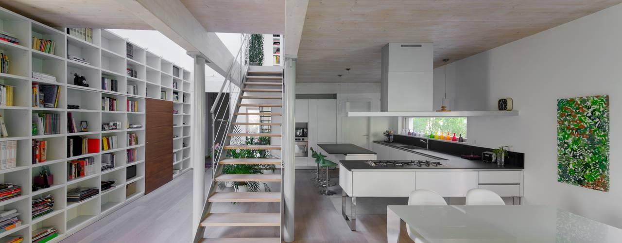 Moderne Küchen von Studio Ecoarch Modern