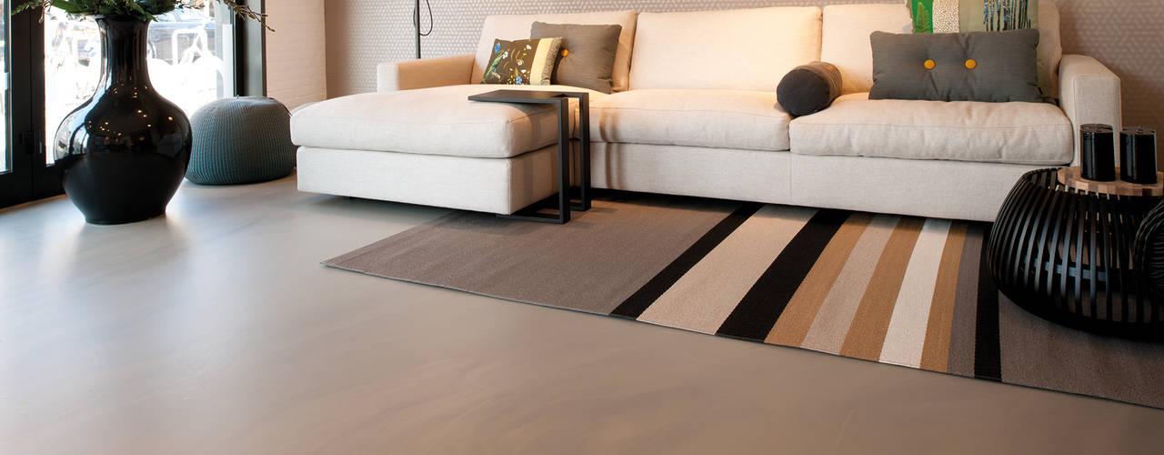 Salas de estilo moderno de Ode aan de Vloer Moderno