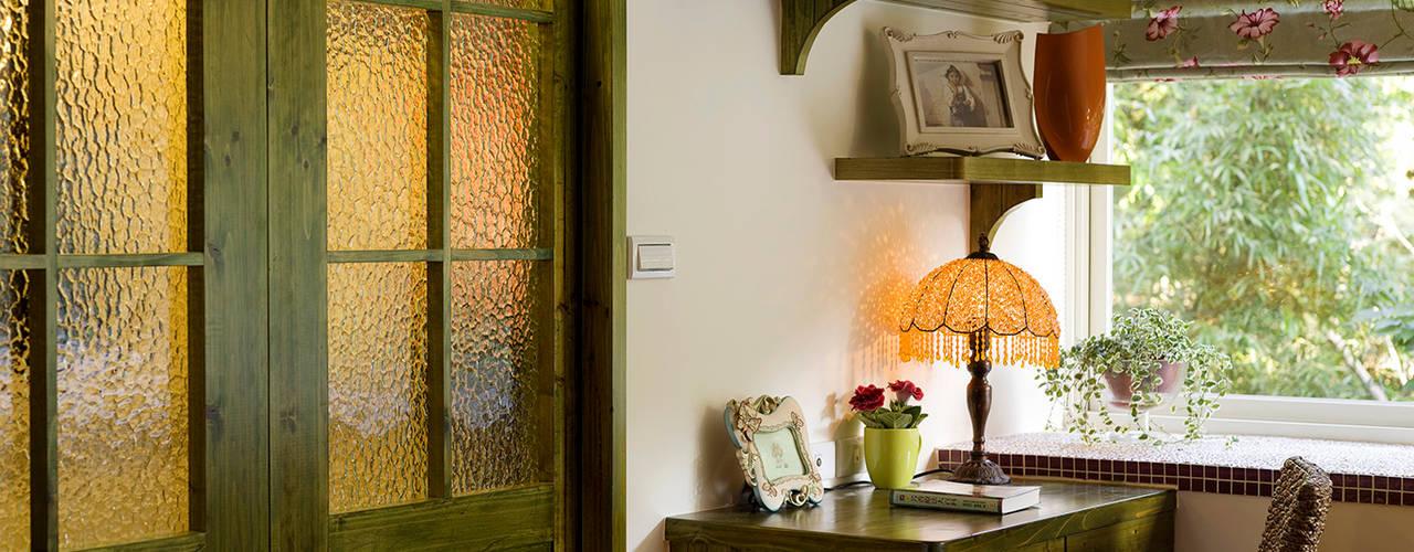 雙溪山居-鄉村風格 根據 Color-Lotus Design 田園風