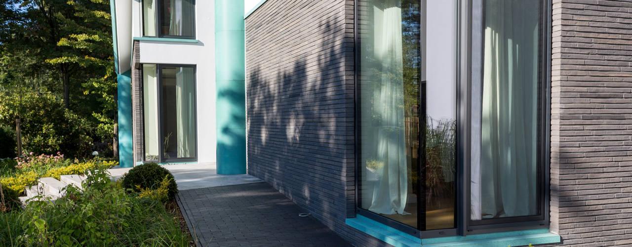 Projekty,  Domy zaprojektowane przez DIEPENBROEK I ARCHITEKTEN