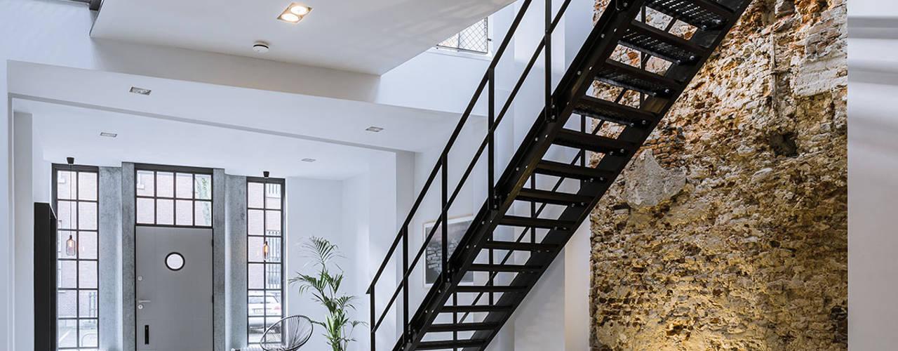 loft interieur mit schlichtem design bilder, cooles loft mit beeindruckendem interieur, Design ideen