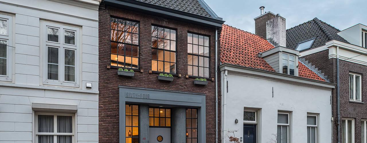 Loft Sixty-Four:  Huizen door EVA architecten